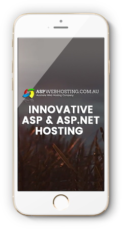 Innovative ASP & ASP.NET Australia Web Hosting Company